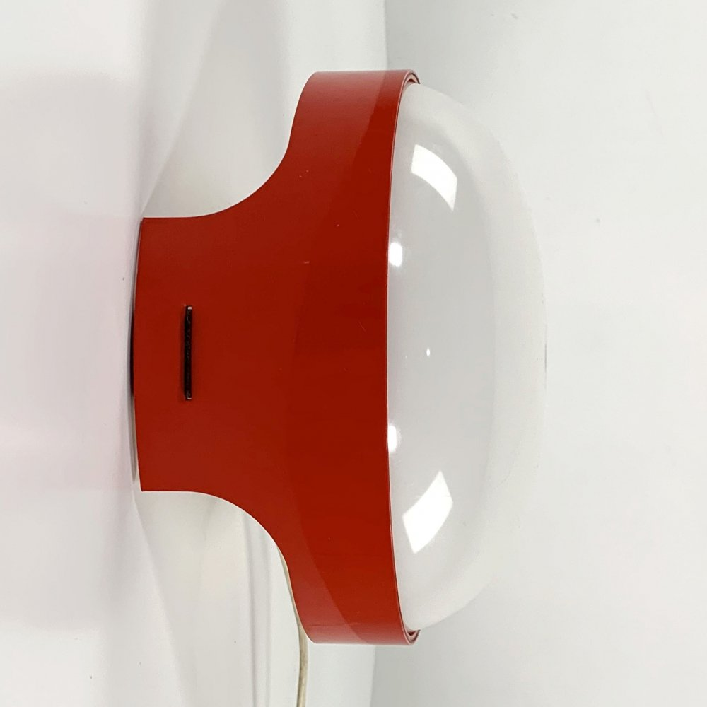 Quattro KD 4335 Wall Lamp by Joe Colombo for Kartell, 1960s