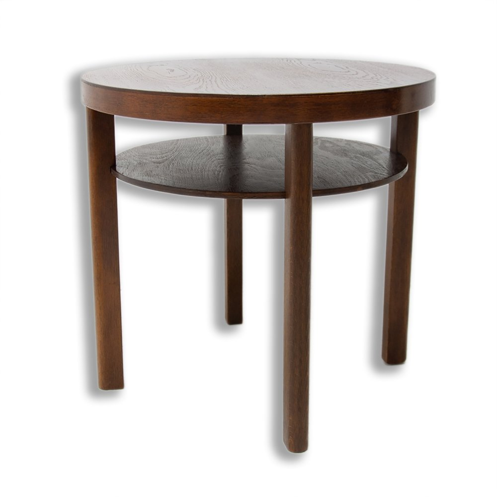 Art Deco coffee table by Thonet, 1930s
