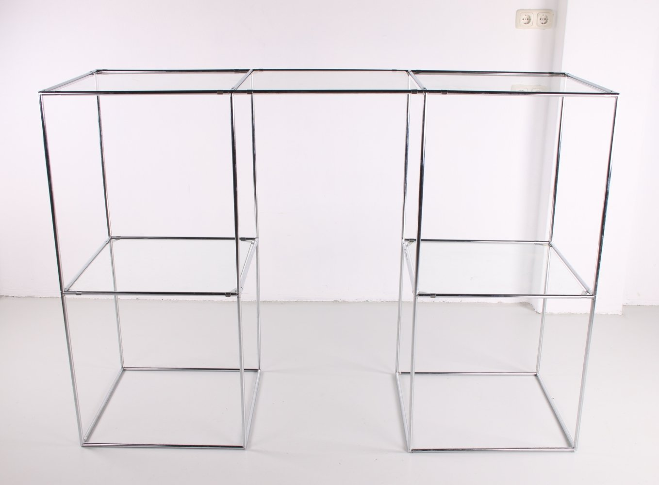 Vintage Poul Cadovius Abstracta Shelving System