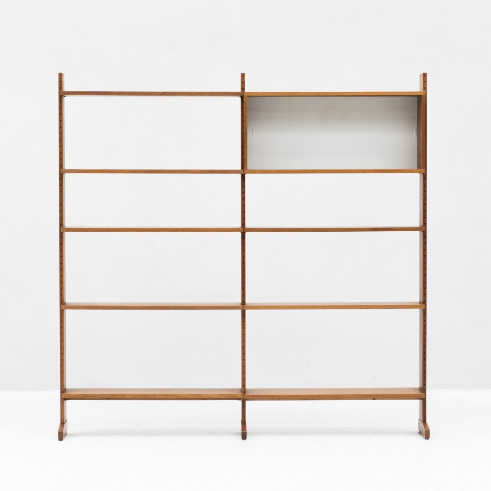 2-piece wall unit produced in Holland, 1960s