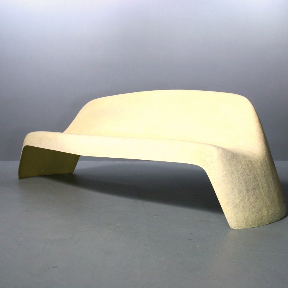 Park Bench 1000 by Walter Papst for Wilkhahn, 1970s