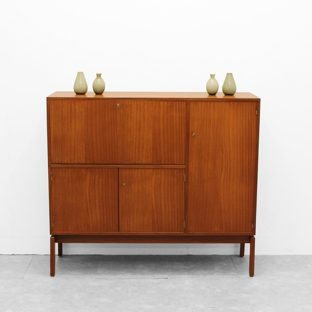 Bar cabinet by Jos de Mey for Van den Berghe Pauvers, 1950s