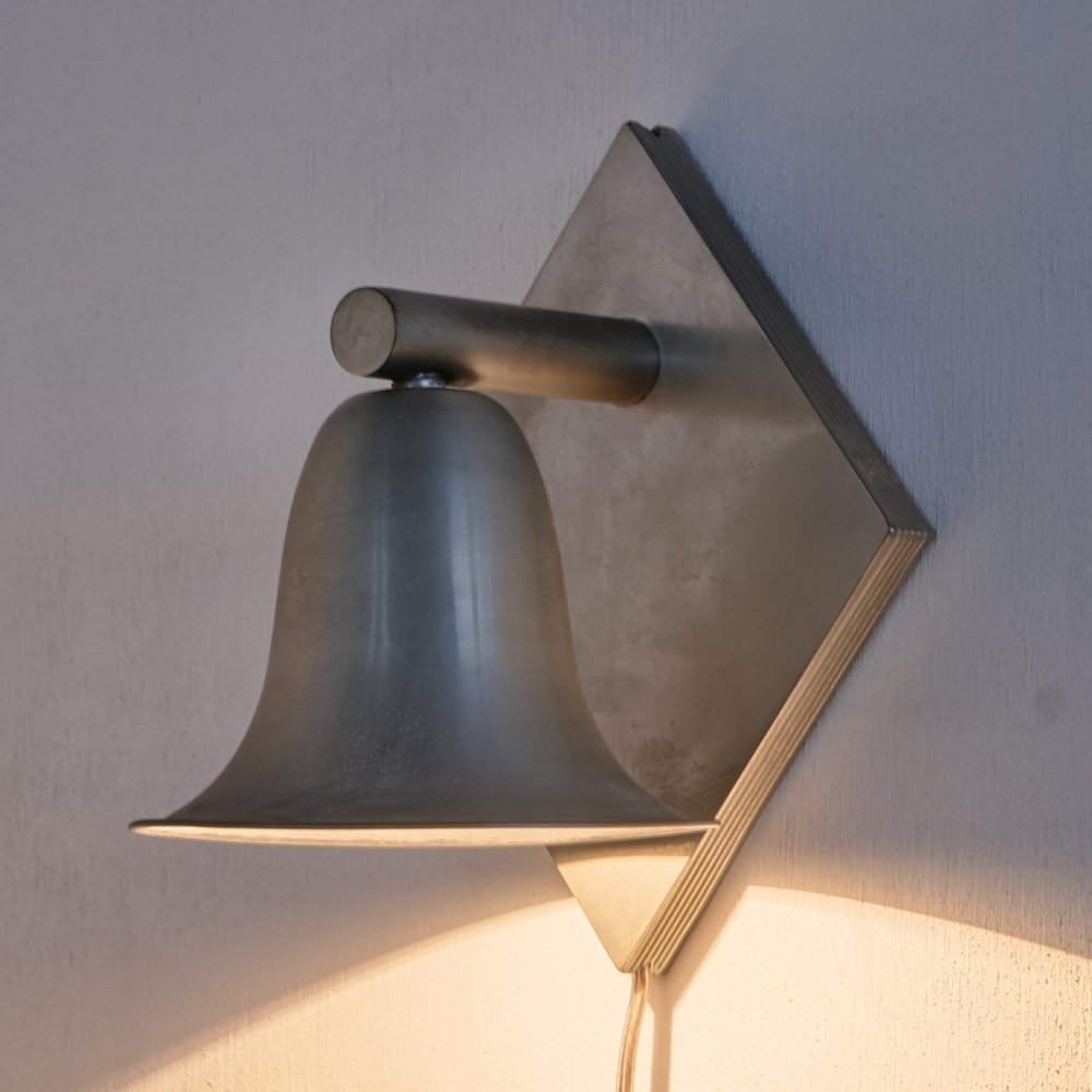 Bell Shaped Sconce by Gispen, 1940s