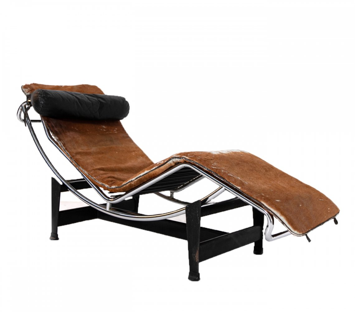 Chaise Longue LC4 by Le Corbusier, C. Perriand & P. Jeanneret for Cassina