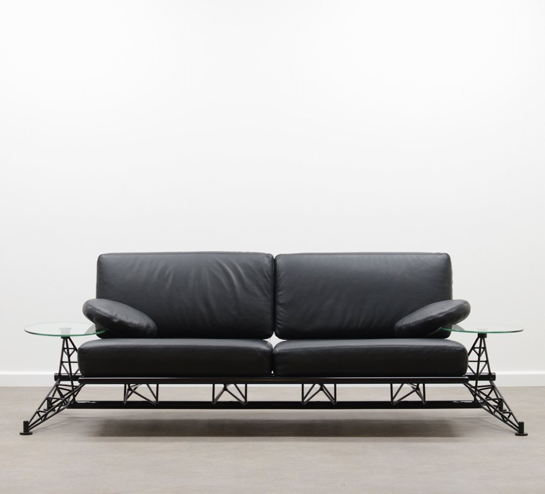 Wing sofa by Roy Fleetwood for Vitra, 1980