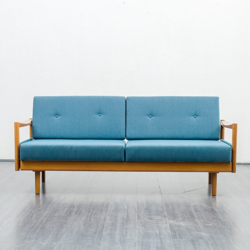 Mid-Century sofa / daybed, 1969s