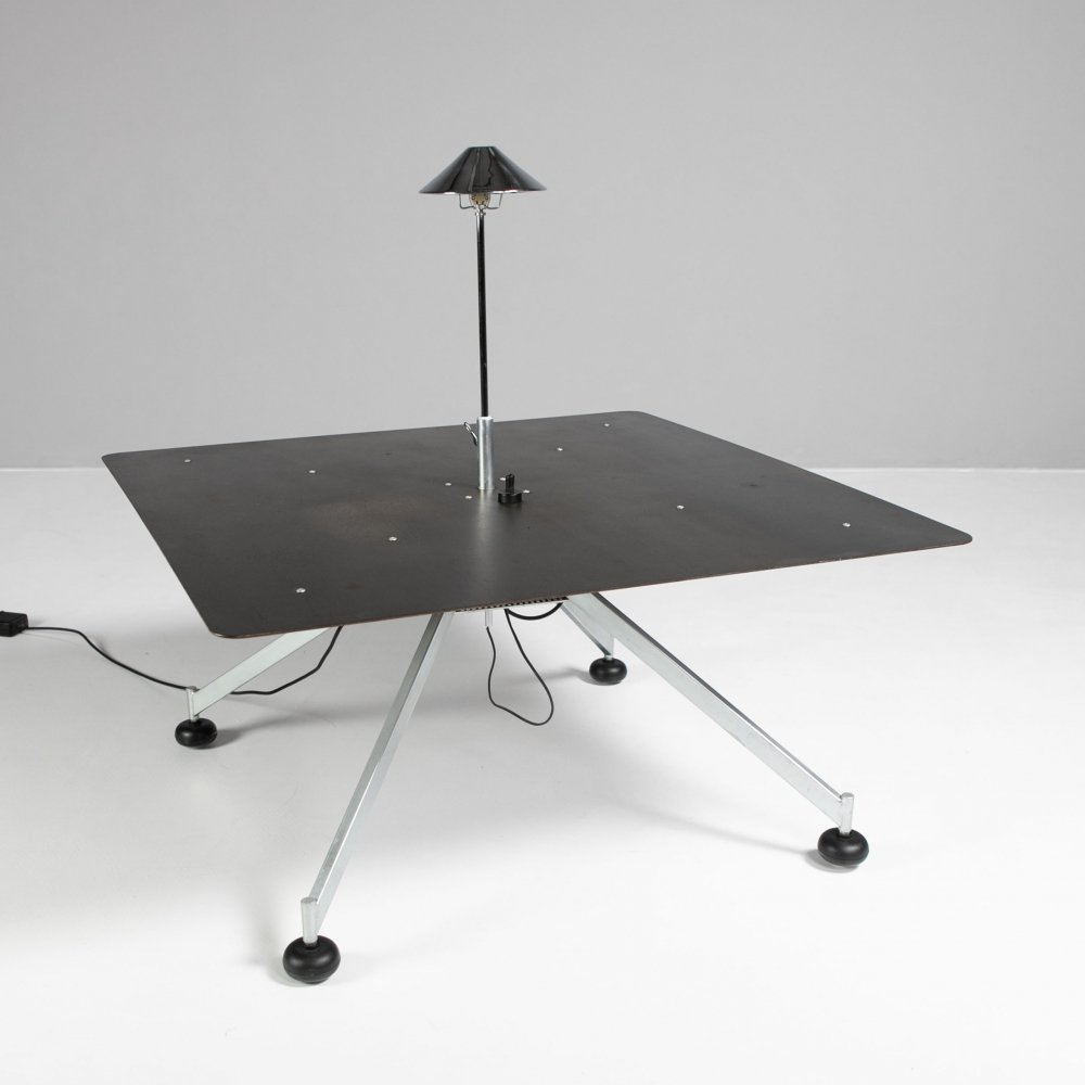 Apocalypse Now coffee table by Carlo Forcolini for Alias, 1980s