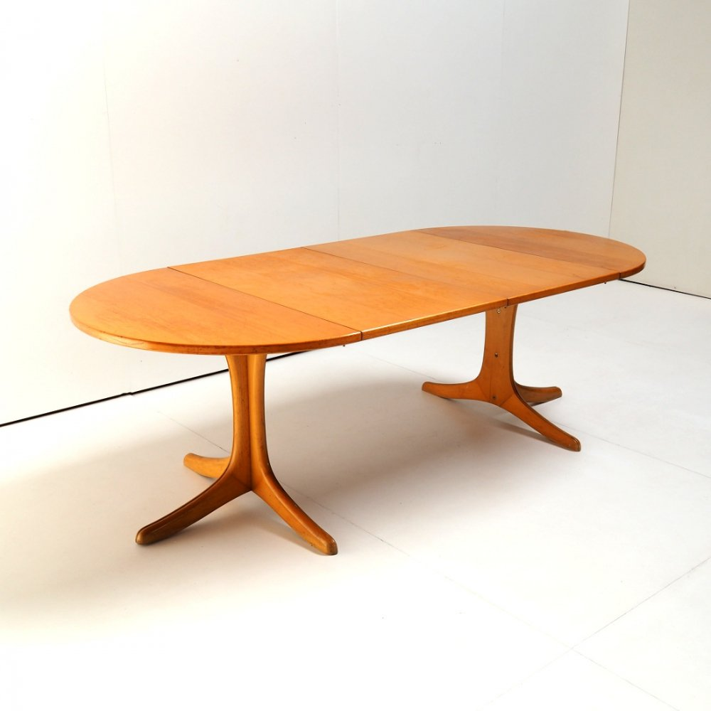 XL extendable table by Thonet, 1970s