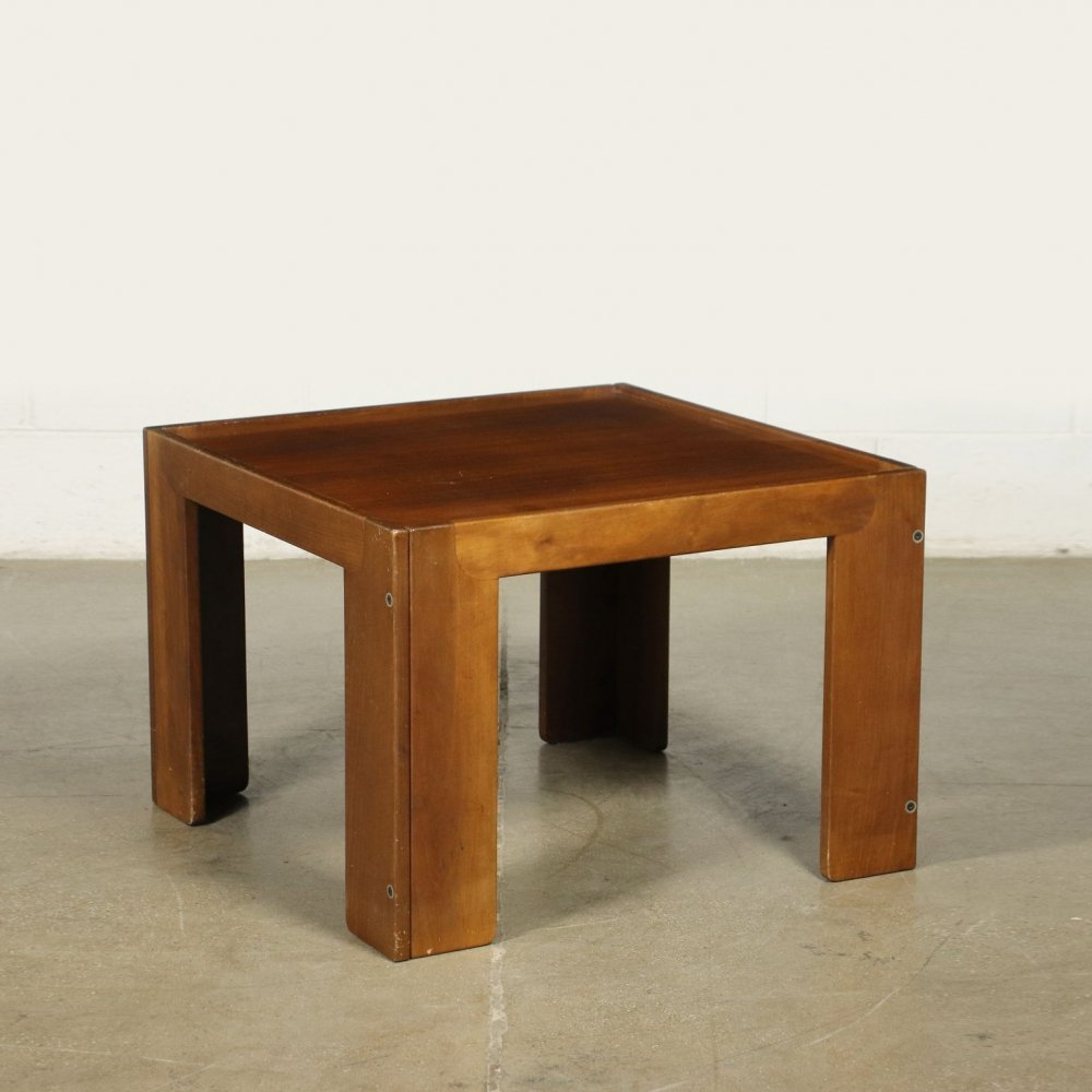 1970s Coffee Table by Afra & Tobia Scarpa for Cassina
