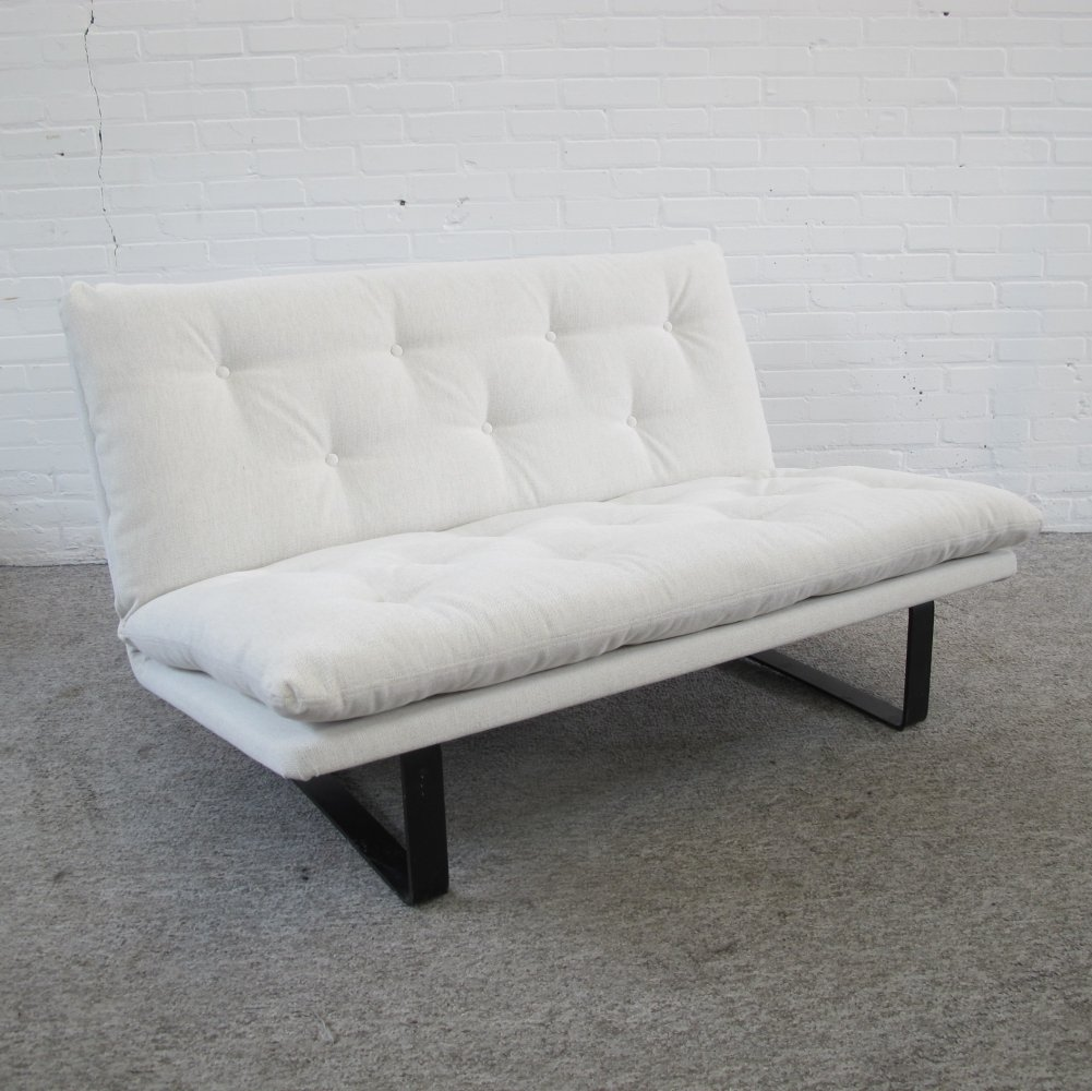 Sofa model C684 by Kho Liang Ie for Artifort, 1960s