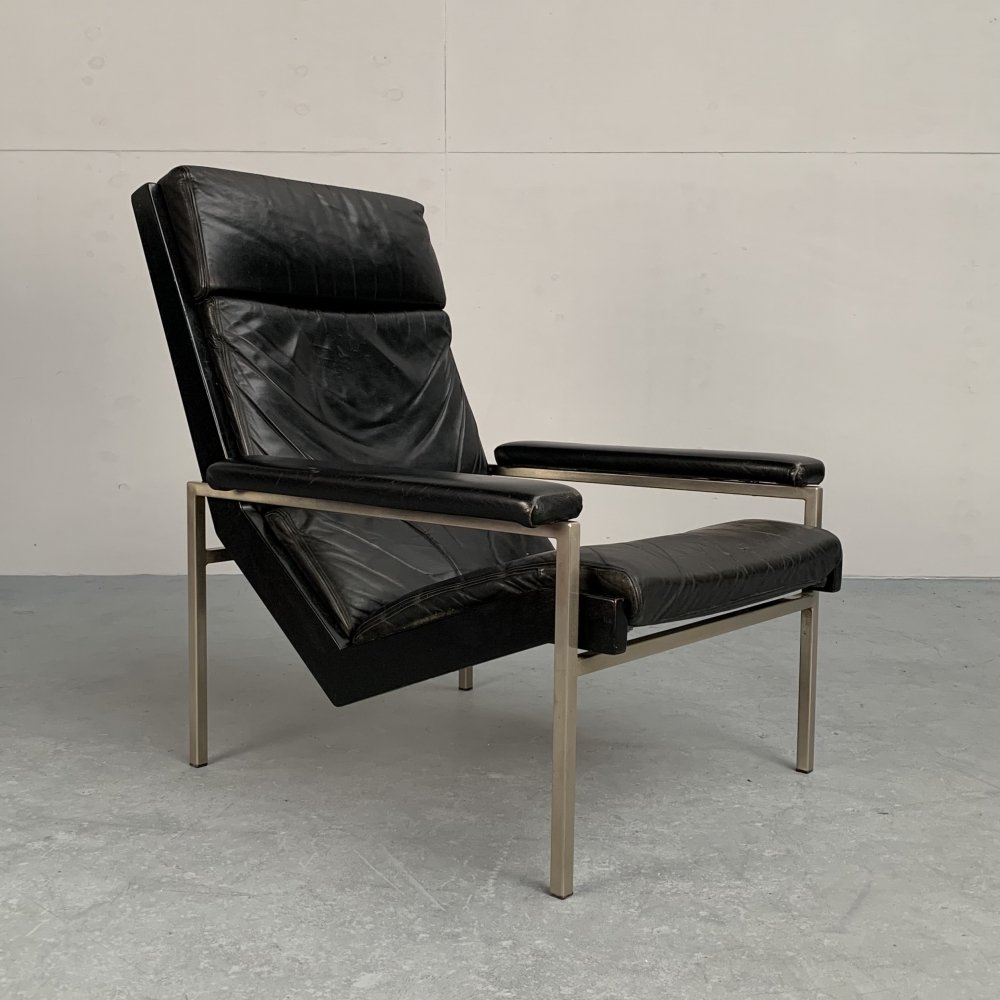 Lotus model 1611 Lounge Chair by Rob Parry for Gelderland, Netherlands 1960s