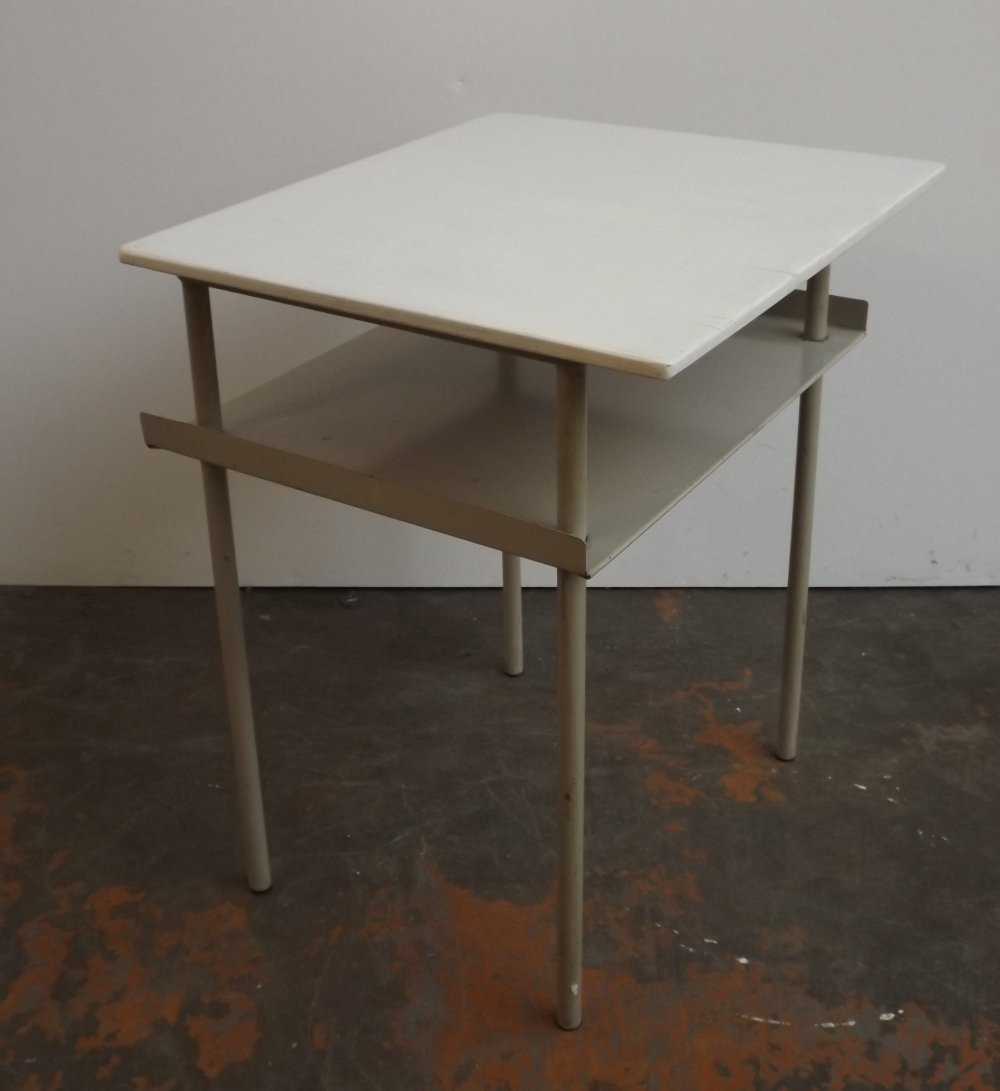 Side table by Wim Rietveld for Auping, 1950s