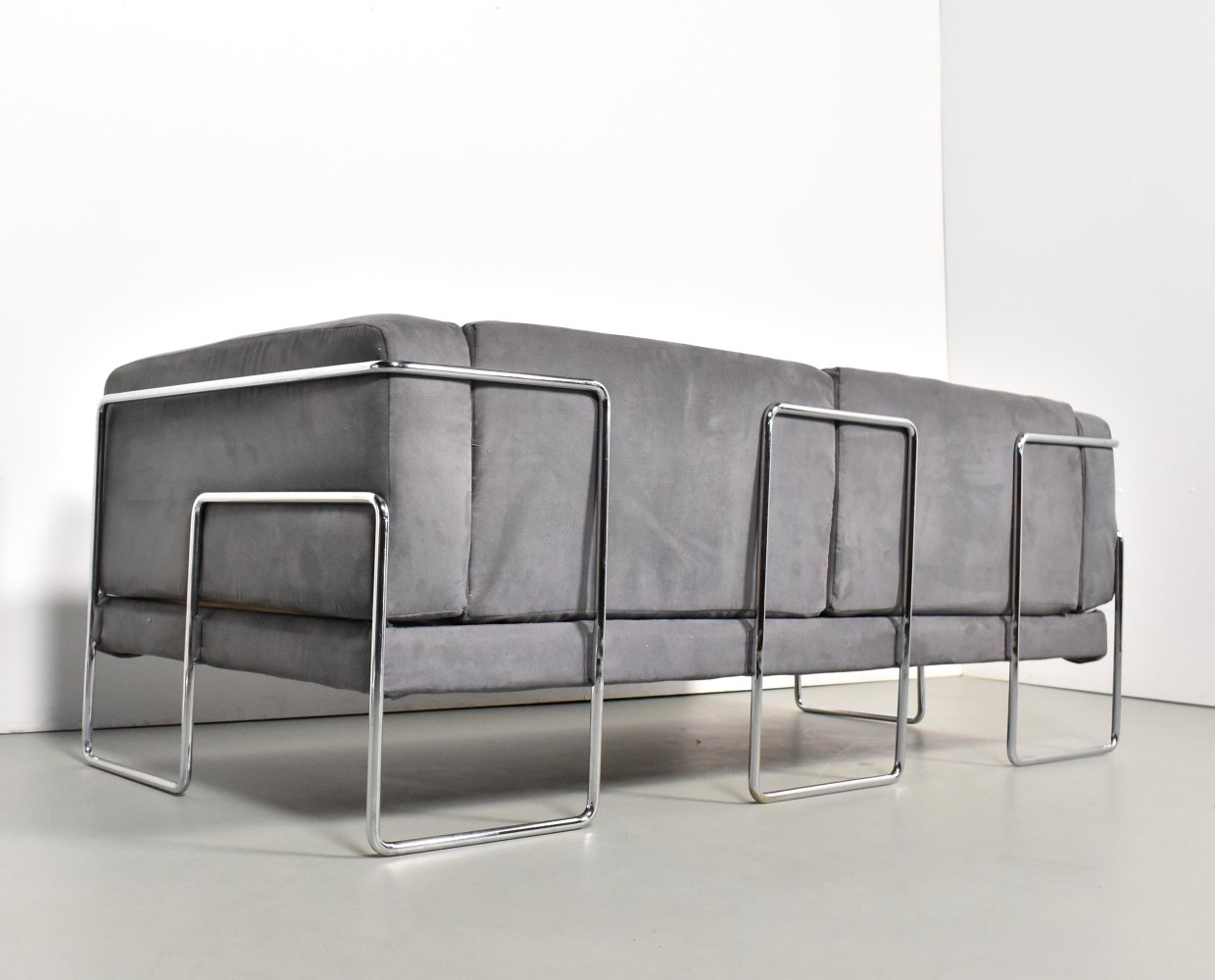 Pen Club sofa by Kwok Hoi Chan for Steiner, 1960s