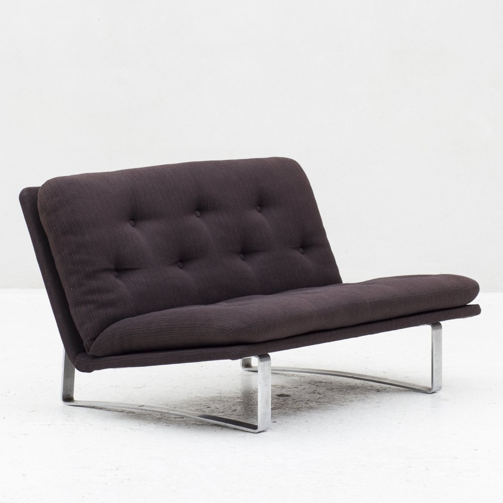 2-seater sofa by Kho Liang for Artifort, Holland 1960