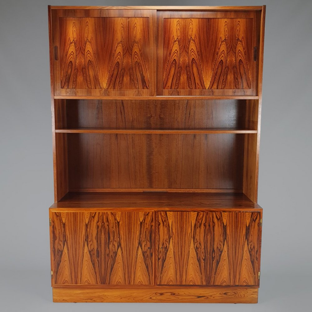 Mid-Century Rosewood Cabinet by Carl Jensen for Hundevad & Co, 1960s