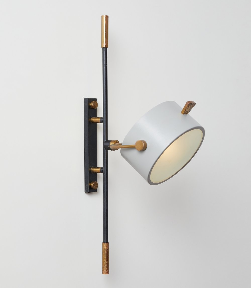 Lunel wall lamp, 1950