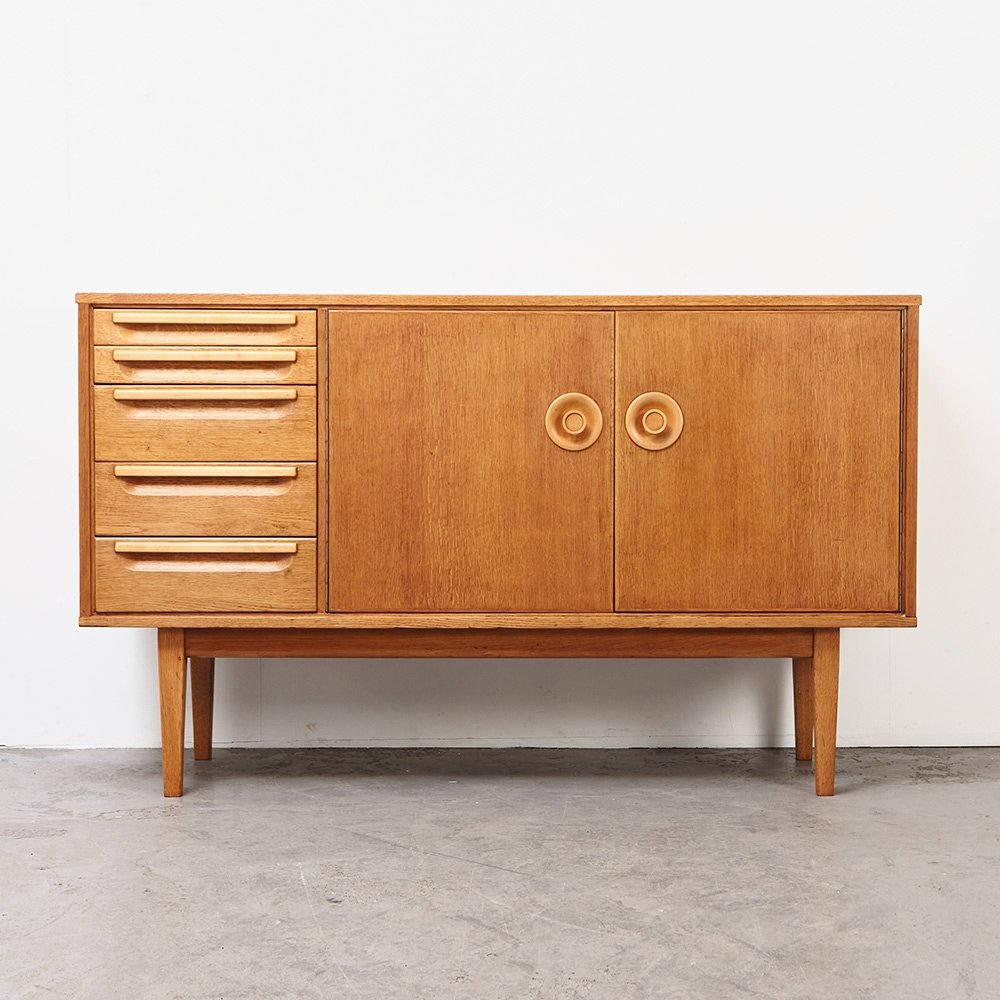 Rare Sideboard by Mart Stam for UMS Pastoe, 1948
