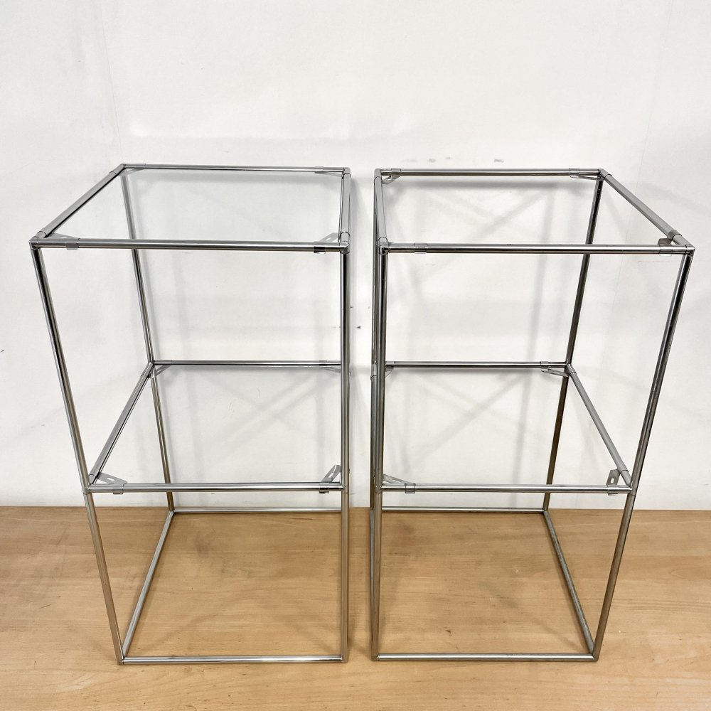 2 x Abstracta System cabinet by Poul Cadovius, 1960s