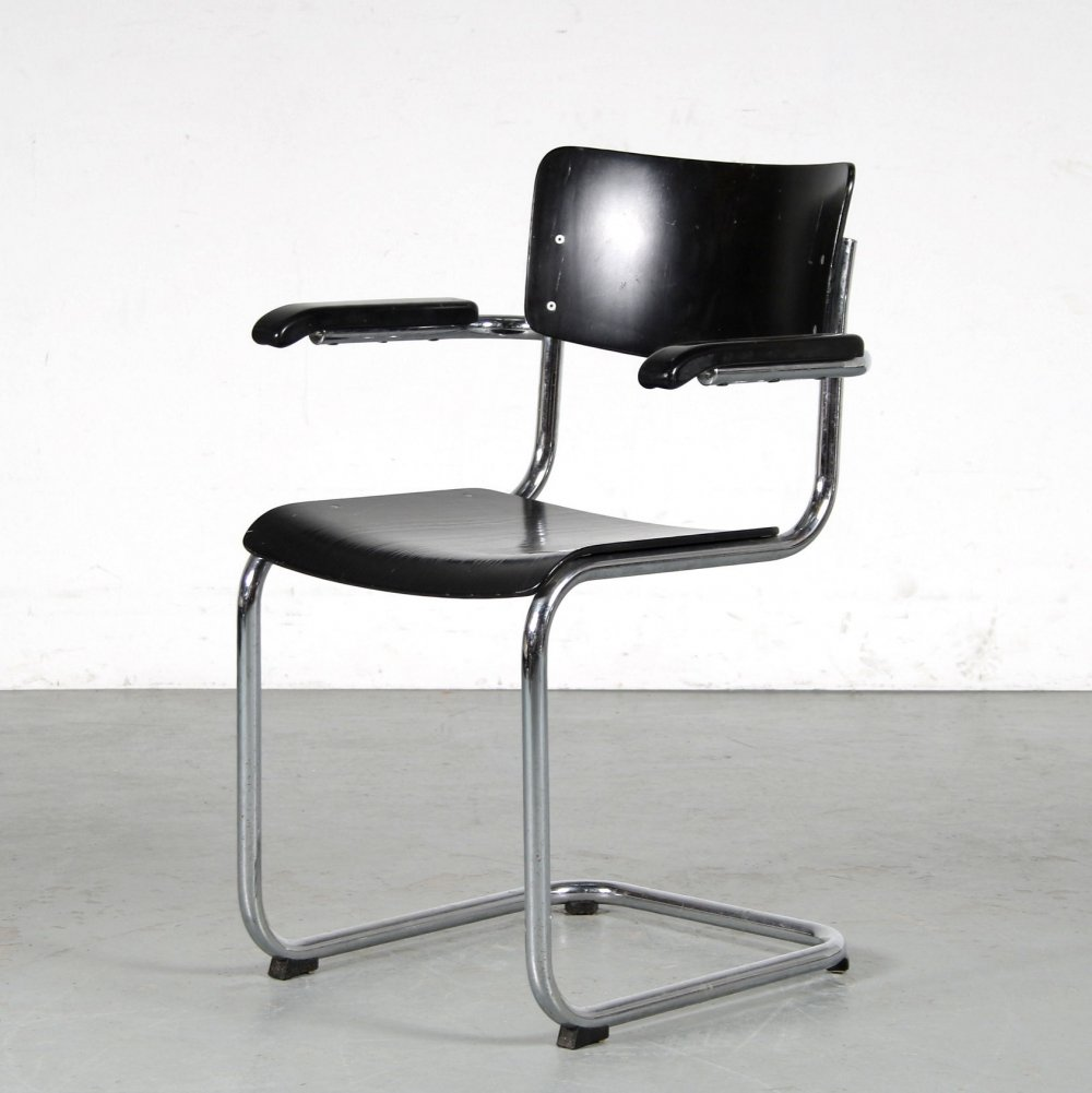 Vintage chair by Thonet, Germany 1950s