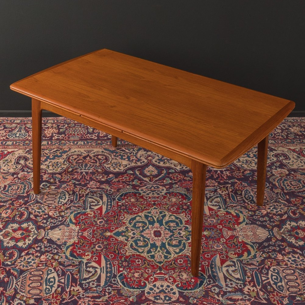 1960s dining table by Svend Aage Madsen