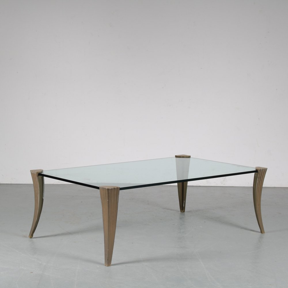 1970s Coffee table by Peter Ghyczy for Ghyczy, Netherlands