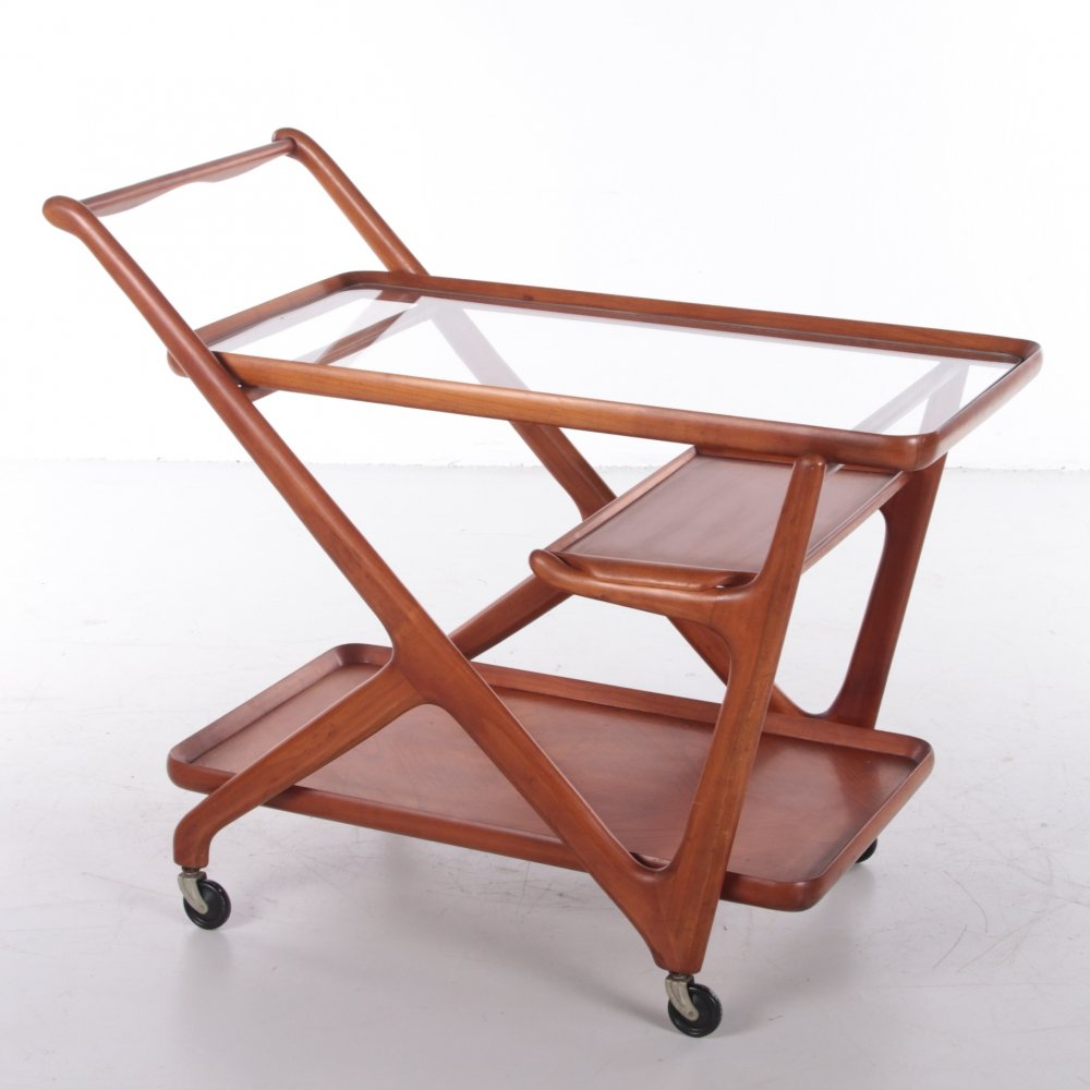 Design Trolley by Cesare Lacca for Cassina, 1950