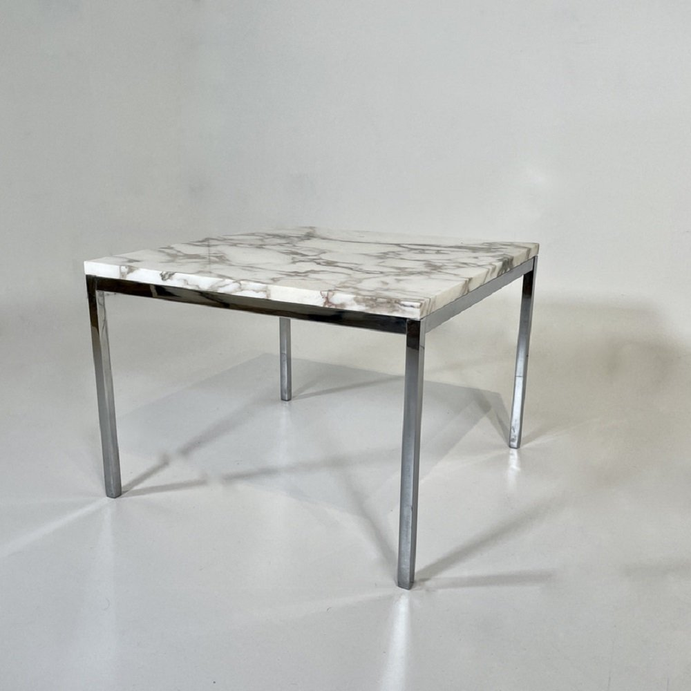 Marble top Coffee Table by Florence Knoll, 1960s