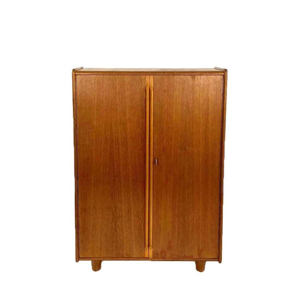 Vintage CE06 cabinet by Cees Braakman for UMS Pastoe, 1950s