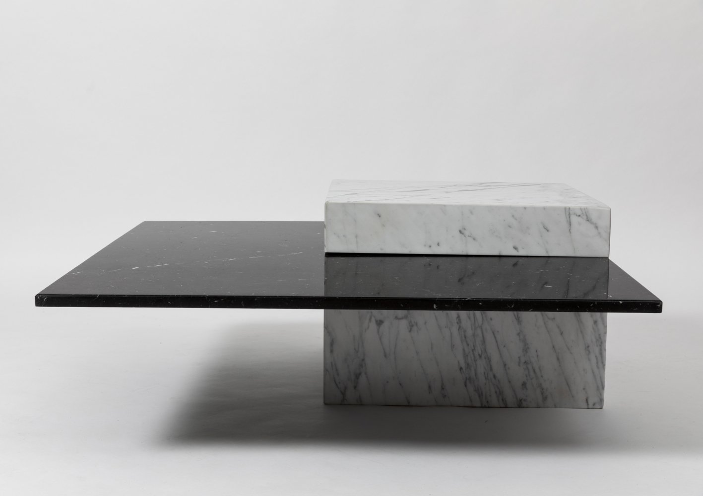 Marble Coffee Table, Italy 1970