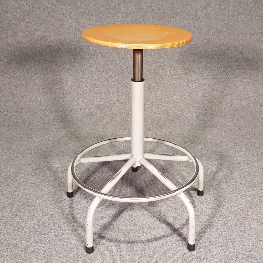 Industrial architect drawing stool, 1960s