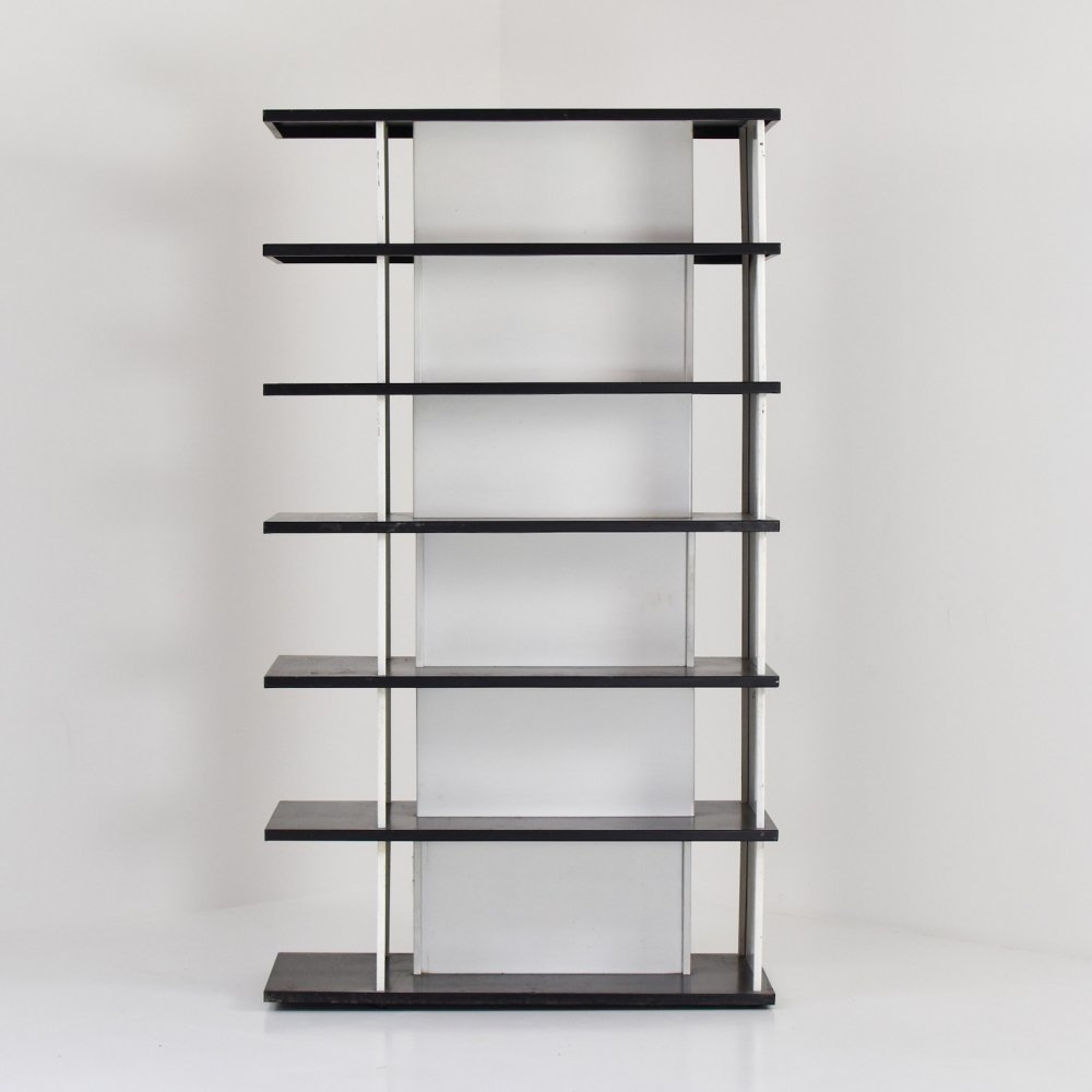 Bookcase / room divider by Wim Rietveld for Bijenkorf, The Netherlands 1960