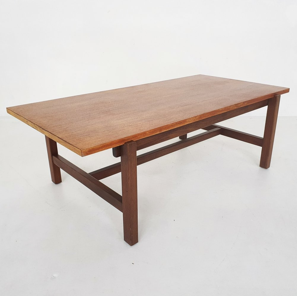 Cees Braakman for Pastoe TH08 coffee table with reversible top, The Netherlands