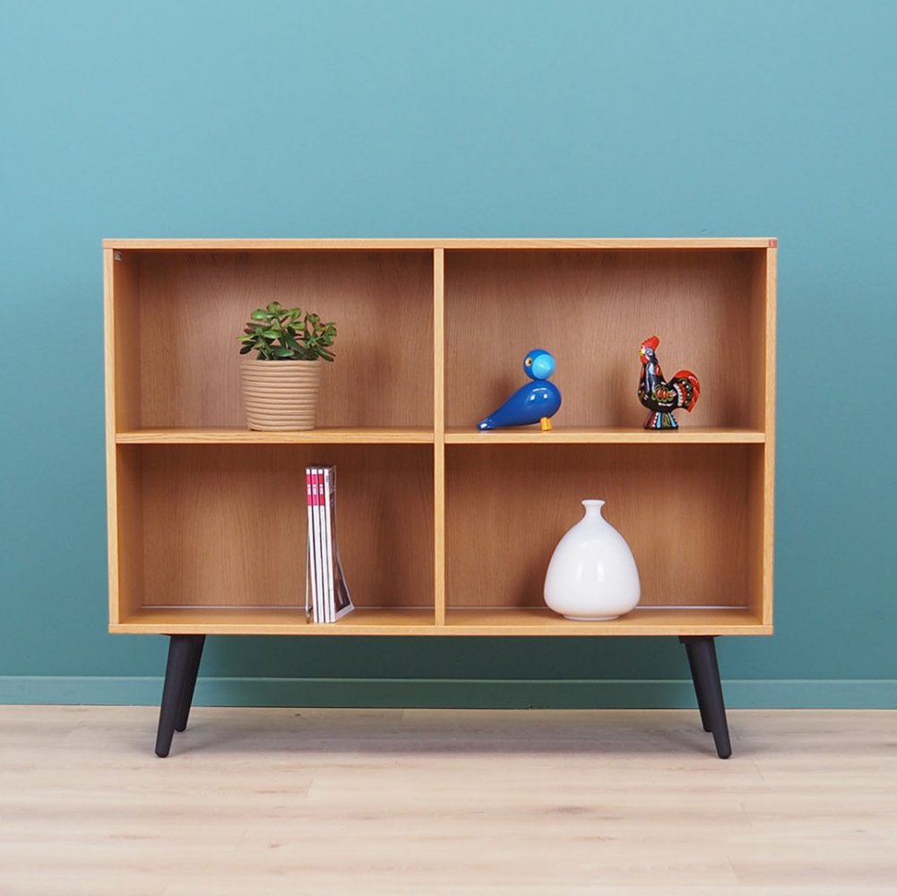 Ashen bookcase by System B8, 1970s