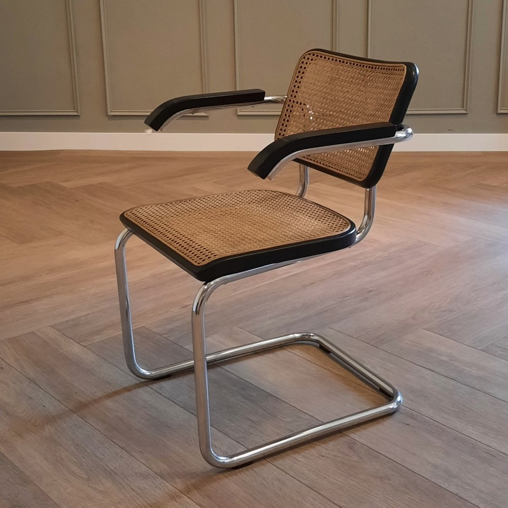 Chair S64 by Marcel Breuer for Thonet, 1993