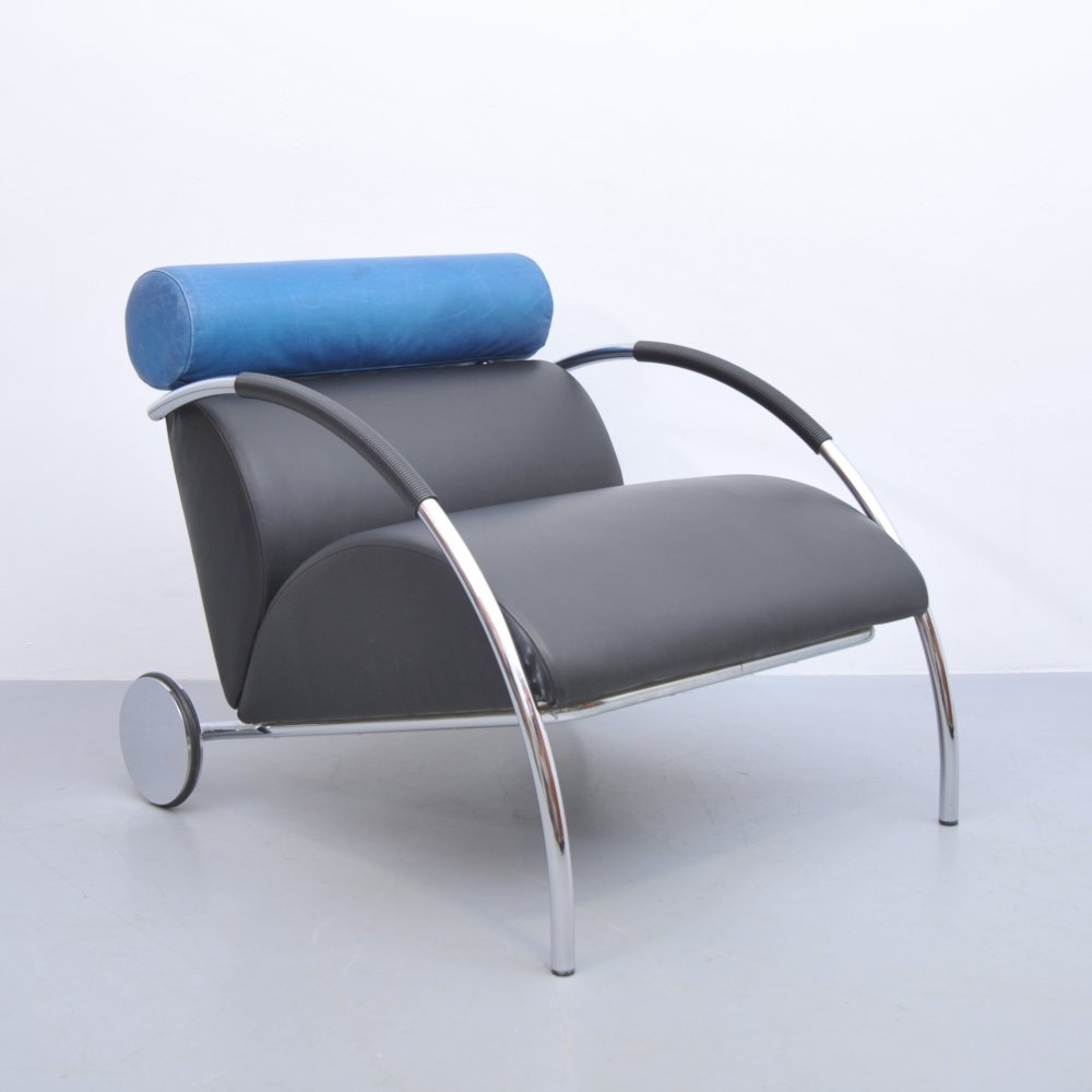 Zyklus lounge chair by Peter Maly for COR, 1980s