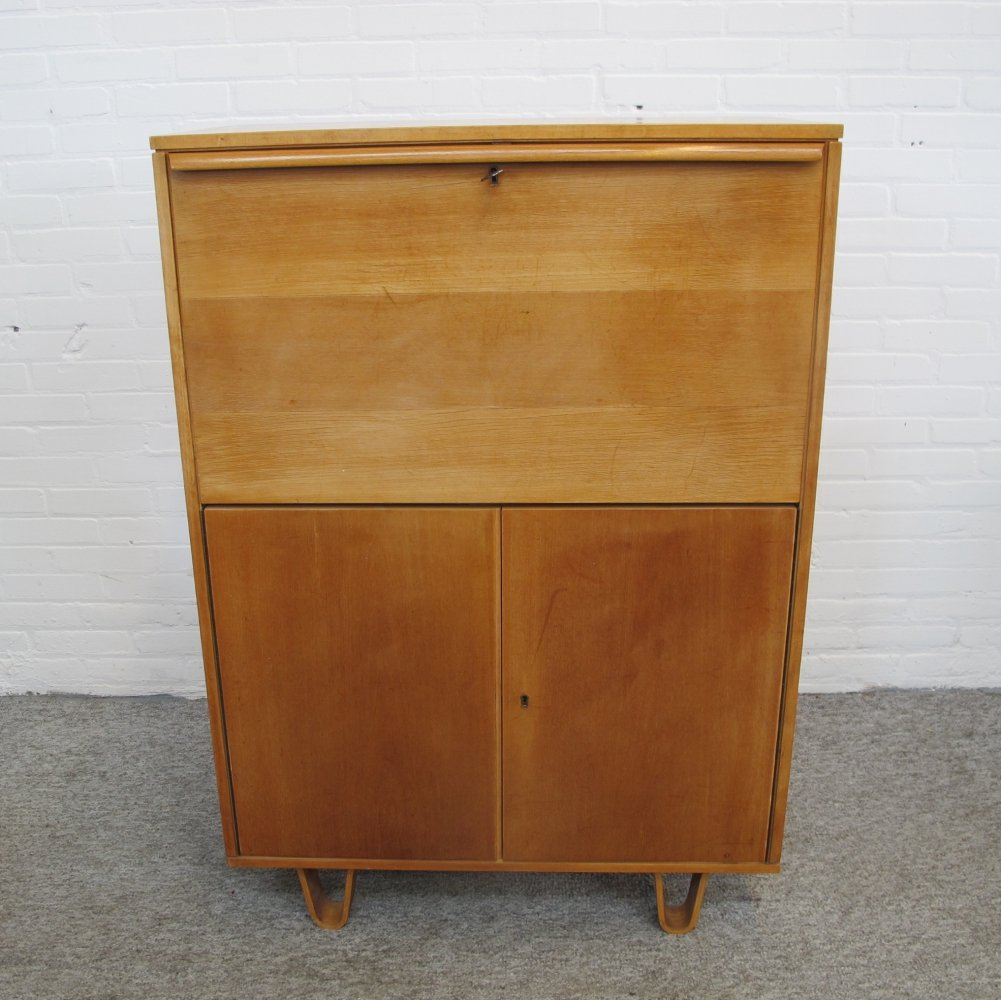 Vintage CB07 cabinet by Cees Braakman for Pastoe, 1950s
