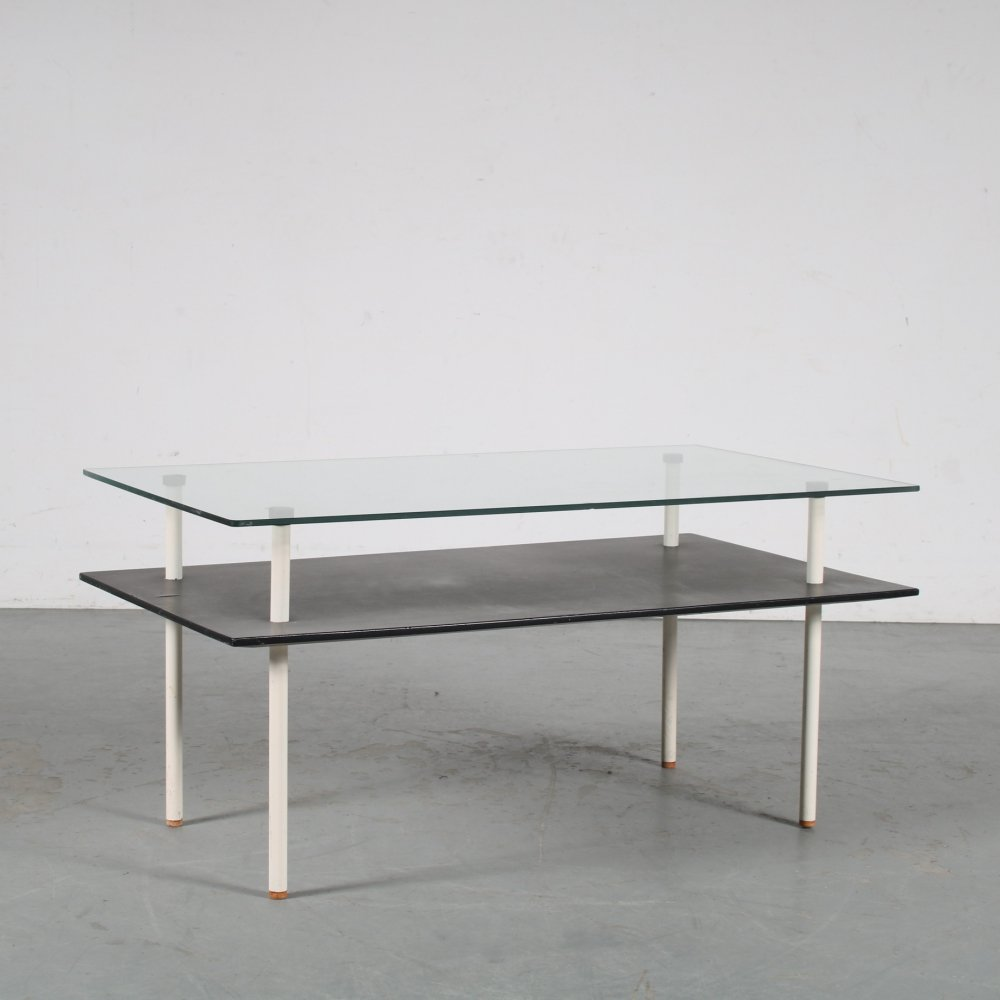 1950s Coffee table by De Wit, Netherlands