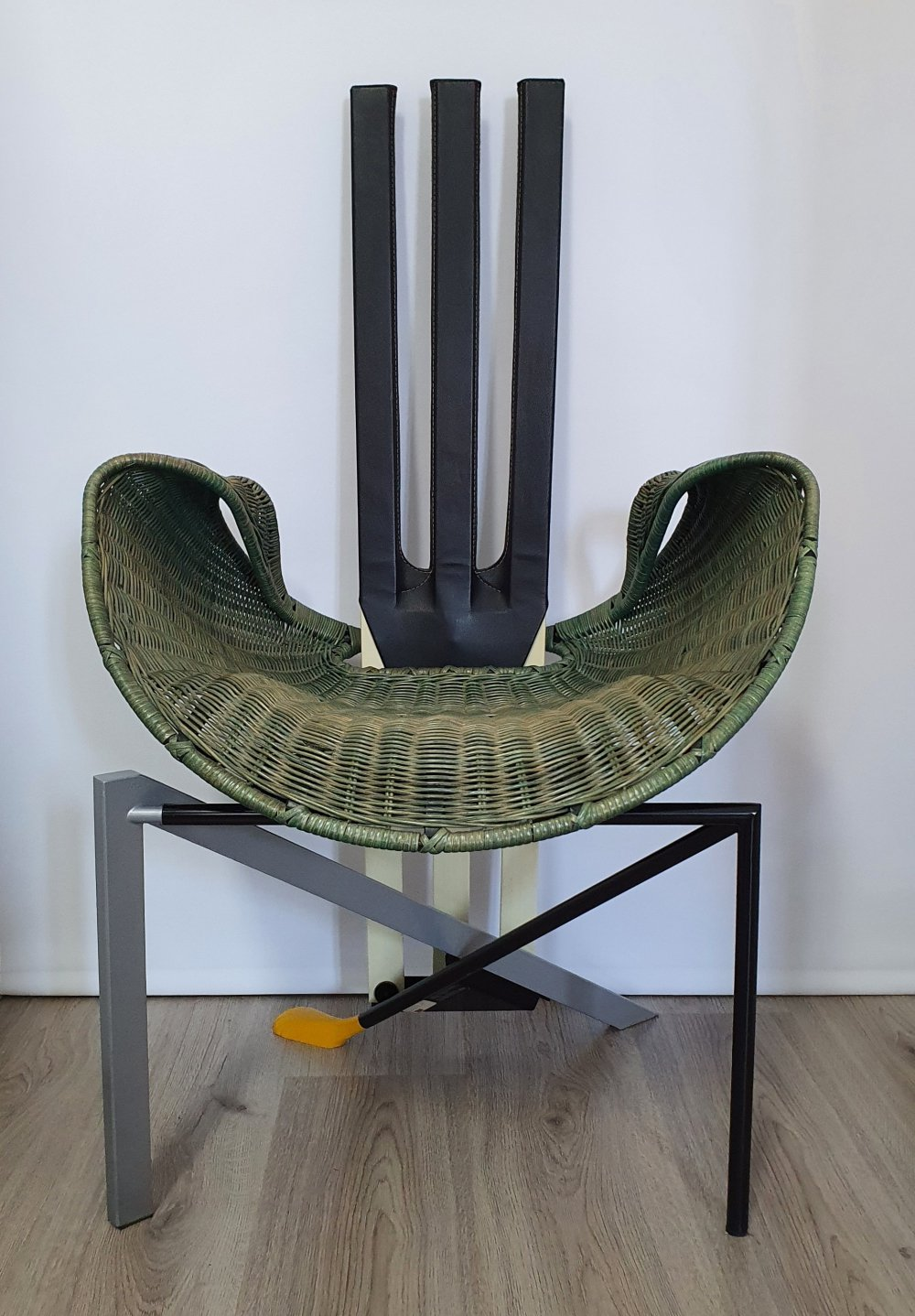 Documenta Chair by Paolo Deganello for Vitra, 1987