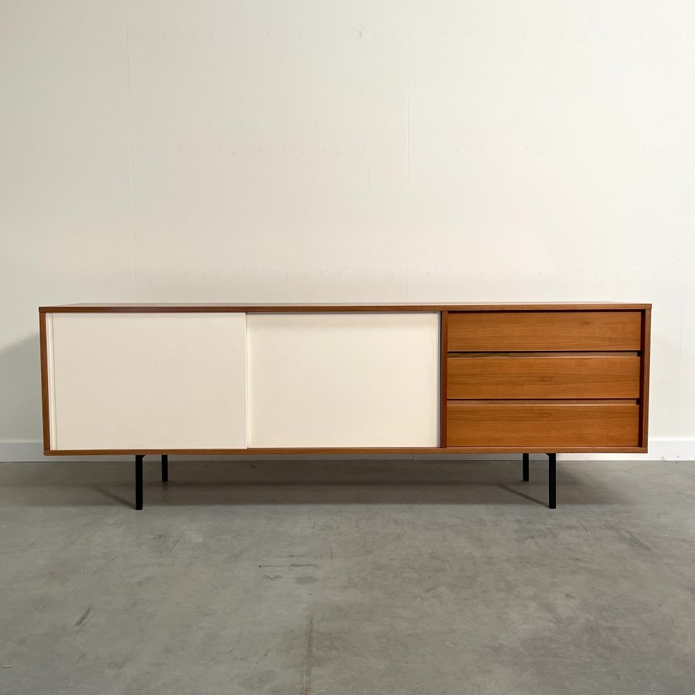 Mid Century walnut sideboard by Helmut Magg, 1960s