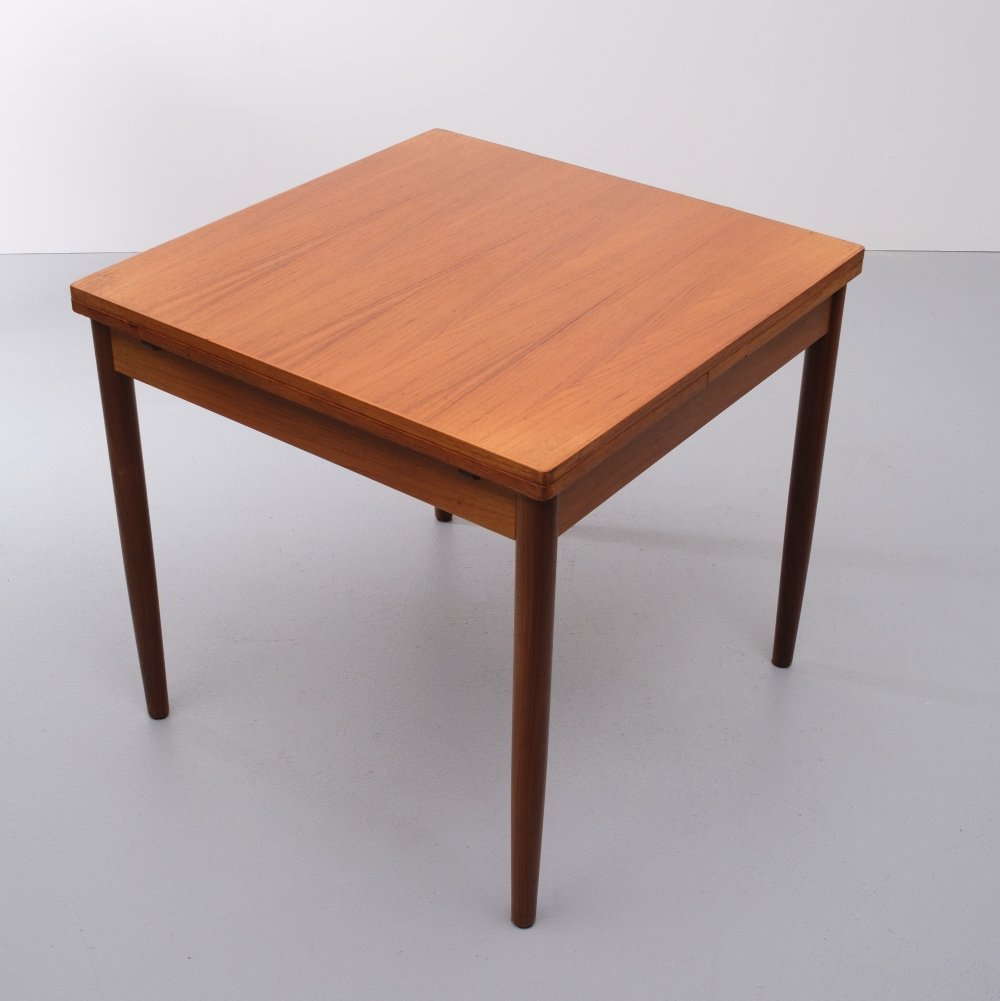 Extendable dining table by Cees Braakman for Pastoe, 1960s