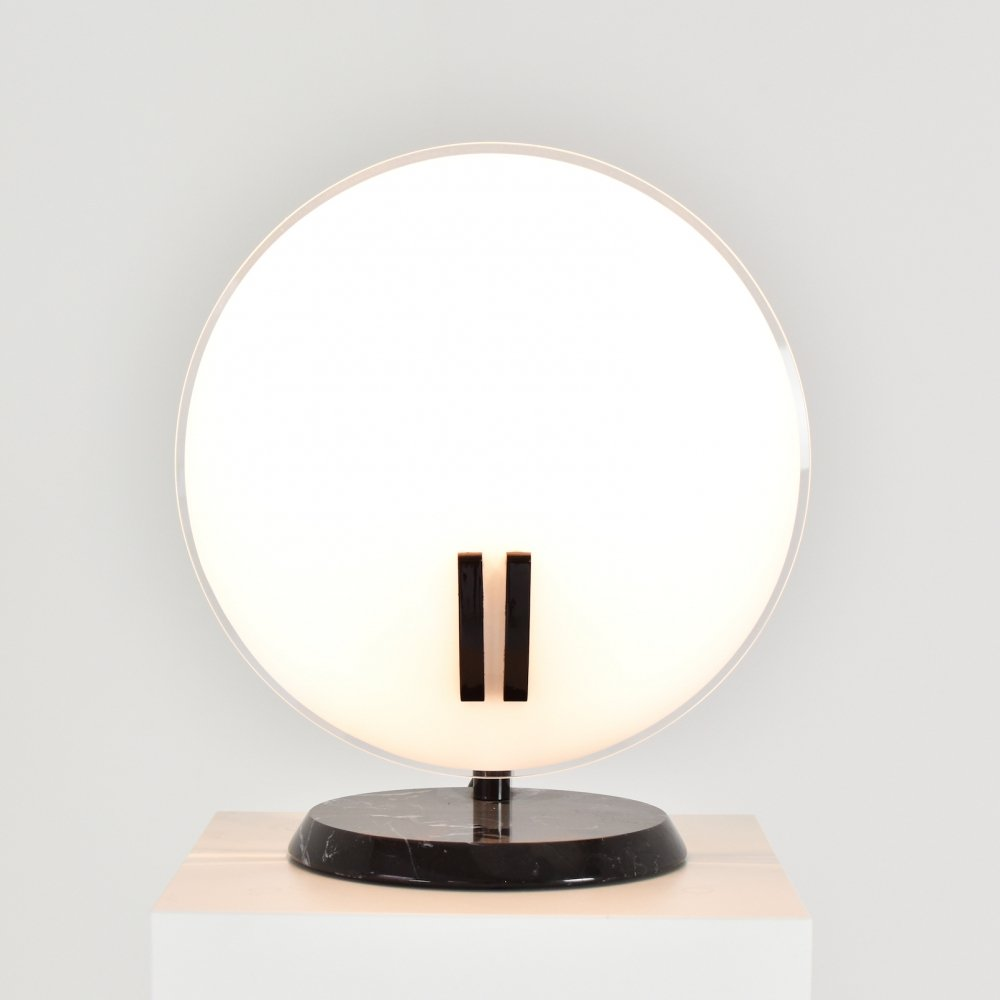 Table lamp by Bruno Gecchelin for Oluce, Italy 1980