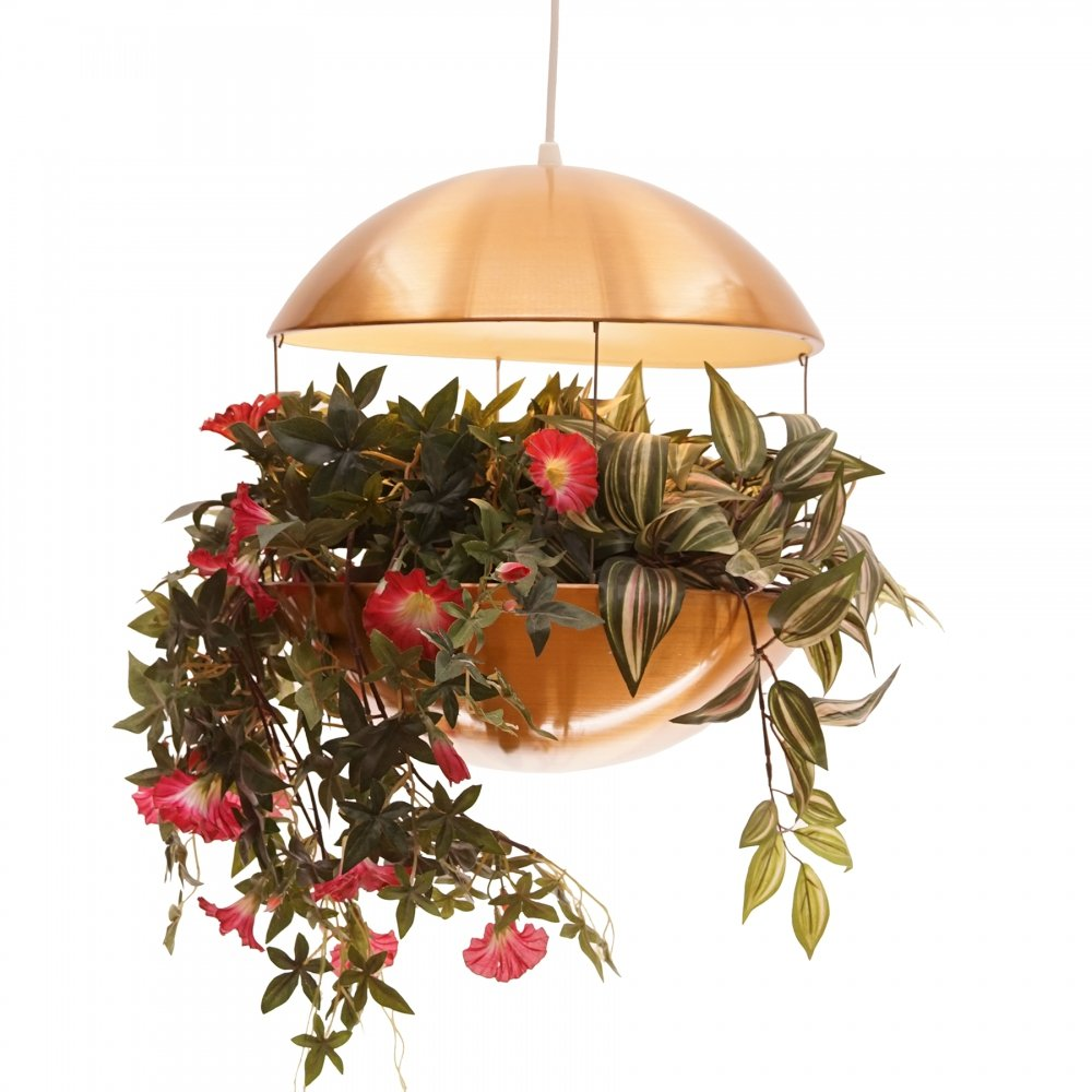 RS35 Flower Lamp by Poul Cadovius
