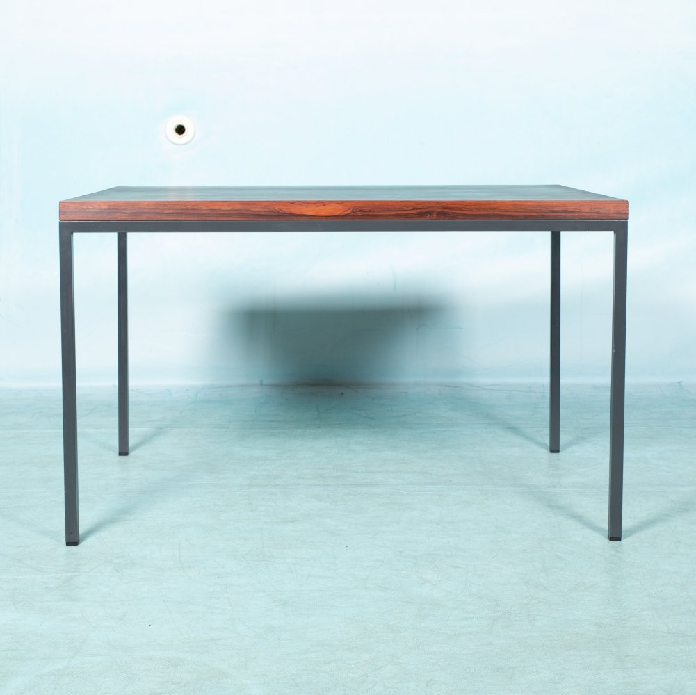 Vintage rosewood dining table, 1960s