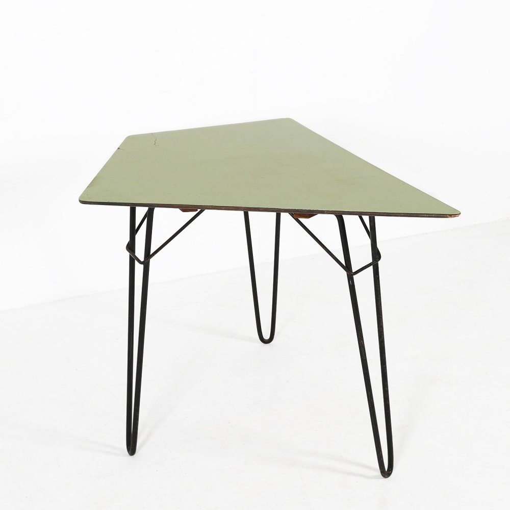 T1 dining table by Willy van der Meeren for Tubax, 1950s