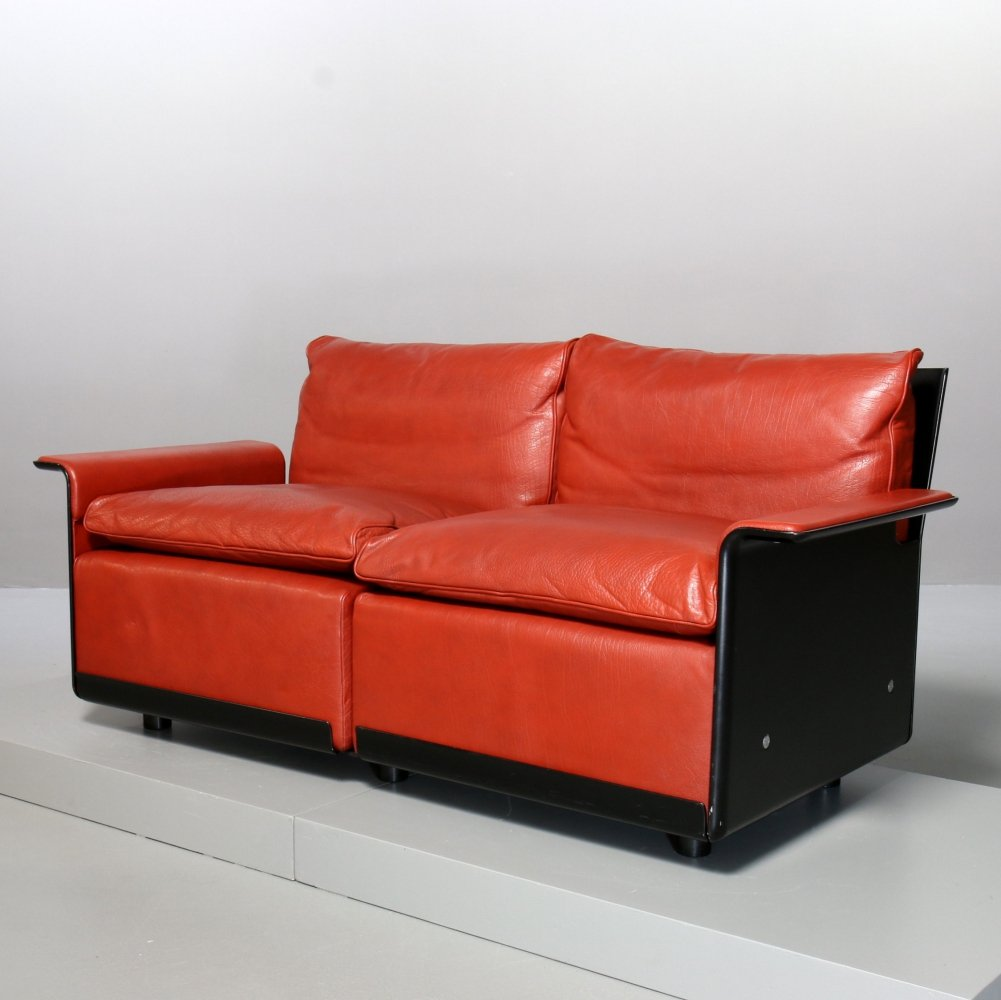 620 Chair Programme 2-Seater Sofa by Dieter Rams for Vitsoe