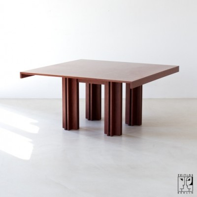 Quatour dining table by carlo scarpa 1970s 6814 - Bernini mobili outlet ...