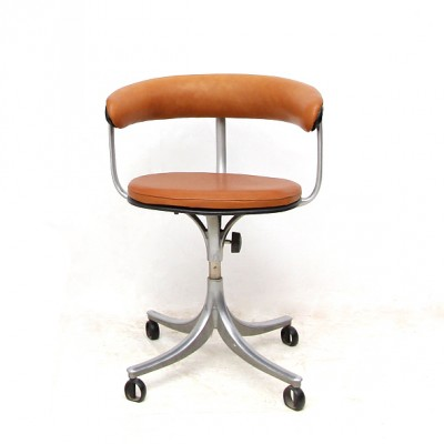 Office Chair from the sixties by Jorgen Rasmussen for ...