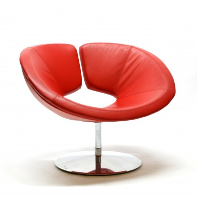 Apollo lounge chair by patrick norquet for artifort 9085 for Artifort chaise lounge