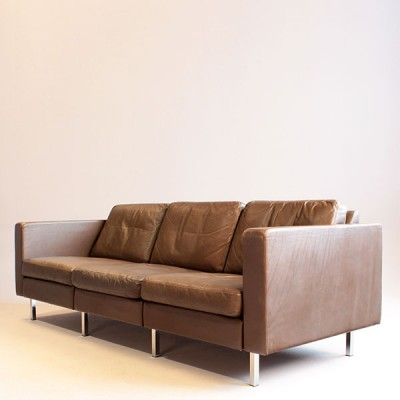 conseta sofa by friedrich wilhelm m ller for cor sitzcomfort 1960s 9923. Black Bedroom Furniture Sets. Home Design Ideas