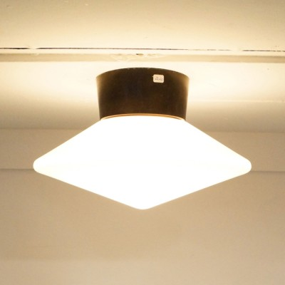 10xDiscus Wall ceiling lamp by Raak Amsterdam, 1960s #10285